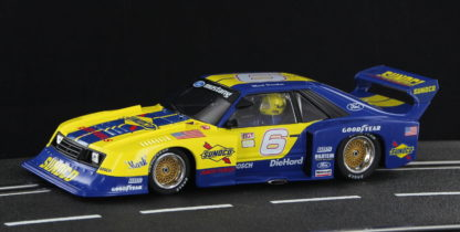 Sideways SWHC08 Ford Mustang Turbo Gr.5 Sunoco Ltd.Edition 1/32 Slot Car.