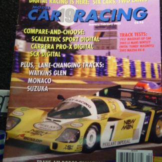 Model Car Racing Magazine 19.