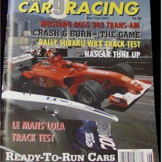 Model Car Racing Magazine 9.