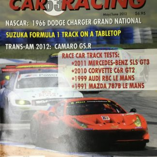 Model Car Racing Magazine 63.