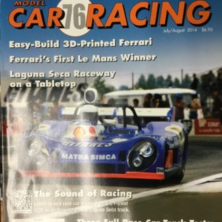 Model Car Racing Magazine 76.