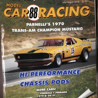 Model Car Racing Magazine 88.