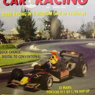 Model Car Racing Magazine #28.