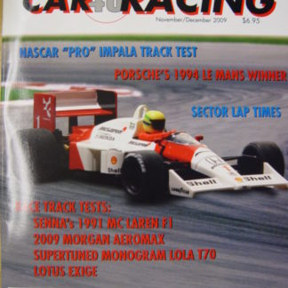 Model Car Racing Magazine #48.