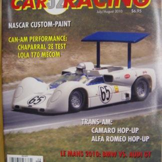 Model Car Racing Magazine #52.