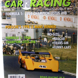 Model Car Racing Magazine 73.