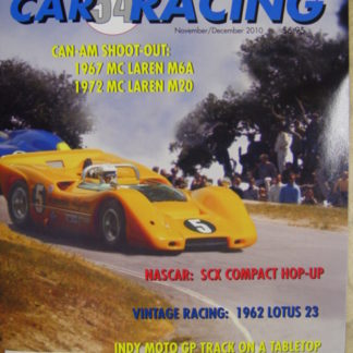 Model Car Racing Magazine #54.