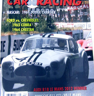 Model Car Racing Magazine 68.