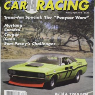 Model Car Racing Magazine 74.