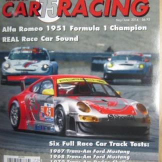 Model Car Racing Magazine 75.