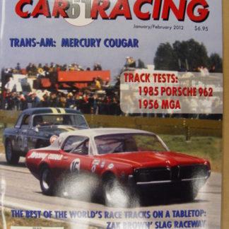 Model Car Racing Magazine #61.