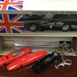 1/32 Strombecker British BRM Formula 1 Body.