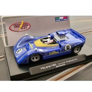 Thunderslot CA00303SW McLaren M6A Can-Am Donohue. 1/32 Slot Car