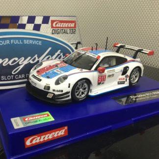 Carrera D132 30916 Porsche 911 RSR Project 1 #56.