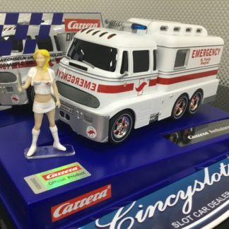 Carrera Digital D132 30943 Ambulance W/Figure.