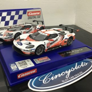 Carrera D132 30913 Ford GT GTE Motorcraft #66.