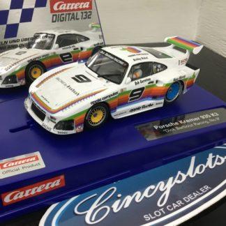 Carrera D132 30928 Porsche Kremer 935K3 APPLE.