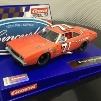 Carrera D132 30942 Dodge Charger 500 #71.