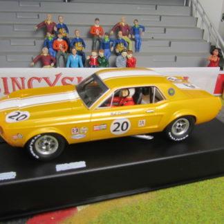 Pioneer P065 Mustang Notchback Bob Kramer.