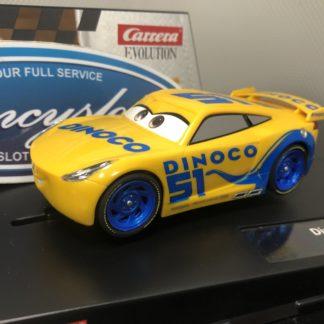 Carrera Evolution 27540 Dinoco Cruz.