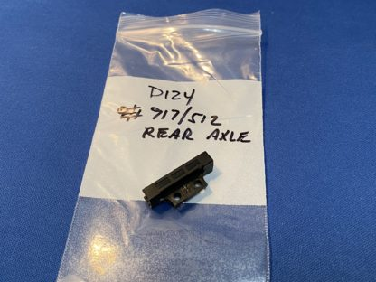 Carrera D124 Porsche 917k Rear Axle Holder. New.