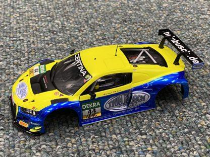 Carrera 1/32 Audi R8 BODY, New.