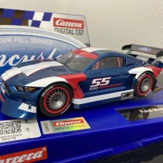 Carrera D132 30940 Ford Mustang GTY #55.
