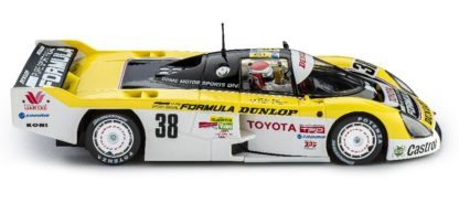 Slot.it CA41c Toyota 86C Le Mans 1986, 1/32 Slot Car.