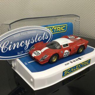 Scalextric C4163 Ferrari 412P #220.