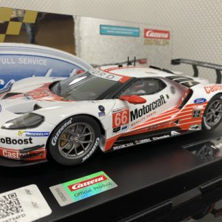 Carrera D124 23893 Ford GT #66 Motorcraft.