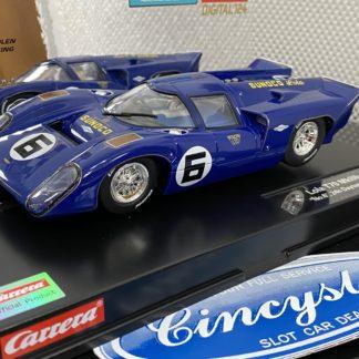 Carrera D124 23898 Lola T70 MKIIIb SUNOCO #6.