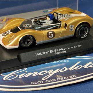 Thunder Slot CA00403S/W McLaren Elva MK1 1965 #5.