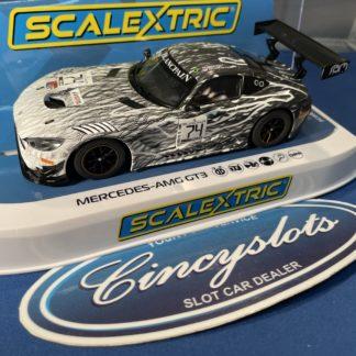 Scalextric C4162 Mercedes AMG GT3 RAM Racing