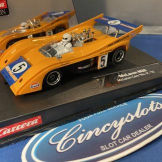 Carrera Evolution 27328 #5 McLaren M20. USED