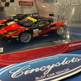Carrera Evolution 27511 Ferrari 458 GT2.