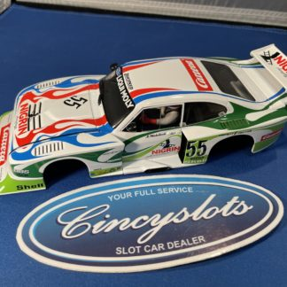 Carrera D124 23869 Ford Capri Turbo Zakspeed 1/24 Slot Car. BODY ONLY!!!