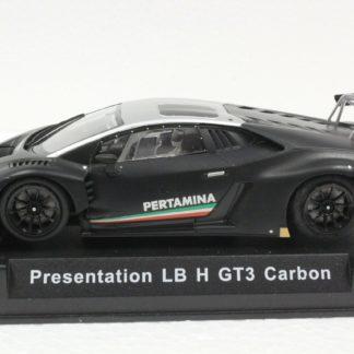 Sideways SWCAR01B Lamborghini Huracan GT3 Special Edition 1/32 Slot Car. CARBON