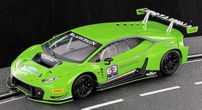 Sideways SWCAR01A Lamborghini Huracan GT3 1/32 Slot Car.