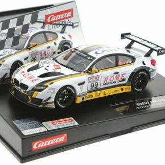 Carrera Evolution 27594 BMW M6 GT3 Rowe Racing, #99 1/32