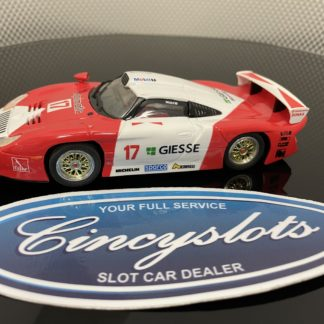 Carrera Evolution 25402 Porsche 911 GT1 Evo #17 Jb Racing' 97. Lightly Used.