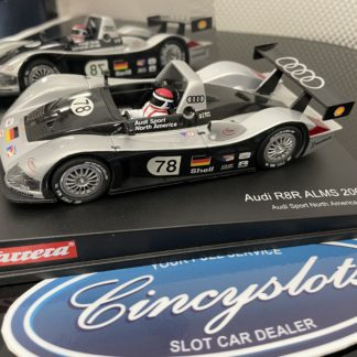 Carrera Evolution 25435 Audi R8 ALMS 2000, Used.