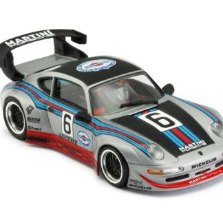 RevoSlot RS0082 Porsche 911 GT2 Martini Silver #6.