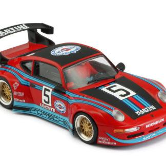 RevoSlot RS0085 Porsche 911 GT2 Martini Light Red #5.