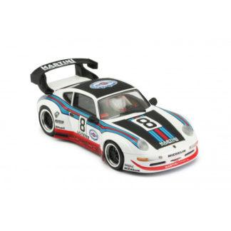 RevoSlot RS0079 Porsche 911 GT2 Martini White #8.