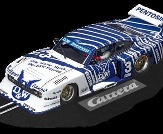 Carrera 30887 Ford Capri Zakspeed Turbo #3 BODY ONLY!!