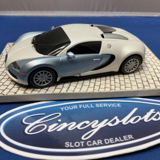 Scalextric Bugatti Veyron 1/32 Slot Car Used.