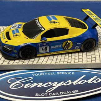 Scalextric Audi R8 1/32 Slot Car Used Bilstein.