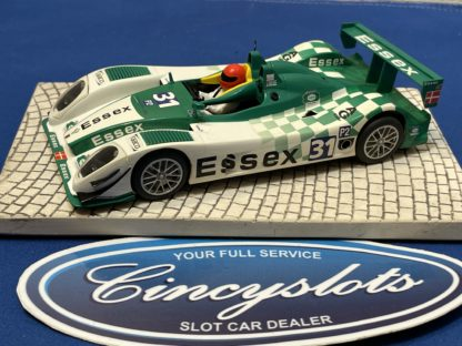 Scalextric Porsche RS Spyder 1/32 Slot Car Used