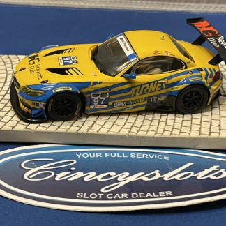 Scalextric BMW Z4 GT3 1/32 Slot Car Used.