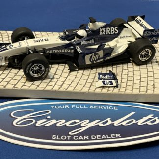 Scalextric BMW F1 1/32 Slot Car Used.